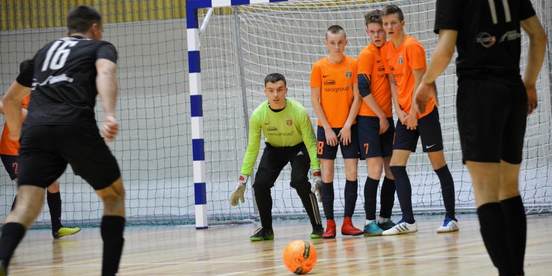 Startuoja Klaipėdos rajono futsalo pirmenybės