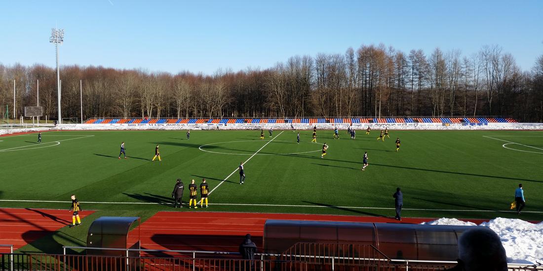 Futbolo savaitė Gargžduose: vasario 18-24 dienos