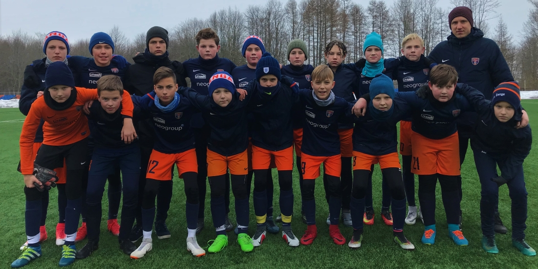 """""""Bangos"""" keturiolikmečiai dalyvaus Riga City Cup turnyre"""