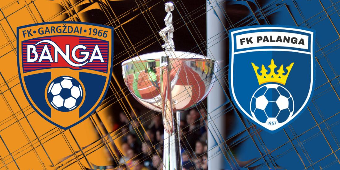 Trečiadienį – LFF Taurės pusfinalis