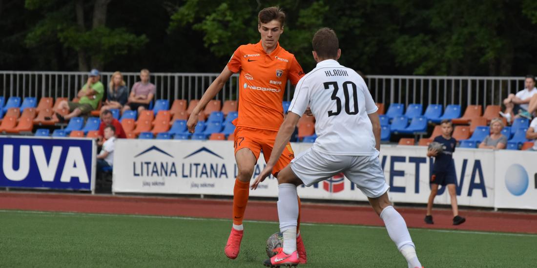 Karjerą klube tęsia Ignas Venckus